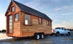 张家界移动木屋