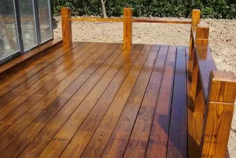 长沙防腐木材